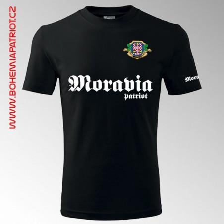 Tričko s potiskem Moravia 4T