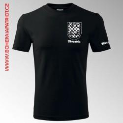 Tričko s potiskem Moravia 5T