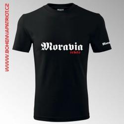 Tričko s potiskem Moravia 7T