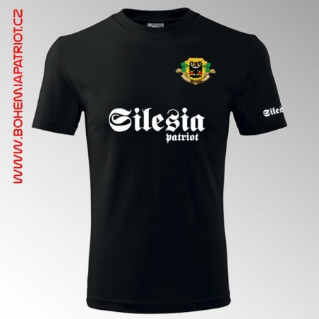 Tričko s potiskem Silesia 4T