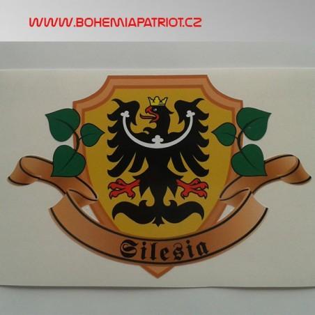 Samolepka Silesia erb