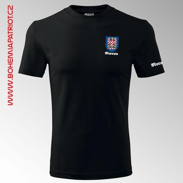 Tričko s potiskem Moravia 11T