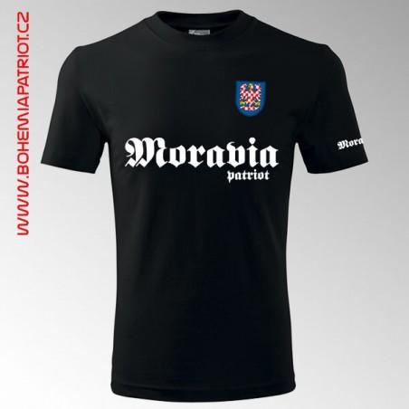 Tričko s potiskem Moravi 12T