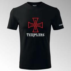 Tričko s potiskem Templář 1T