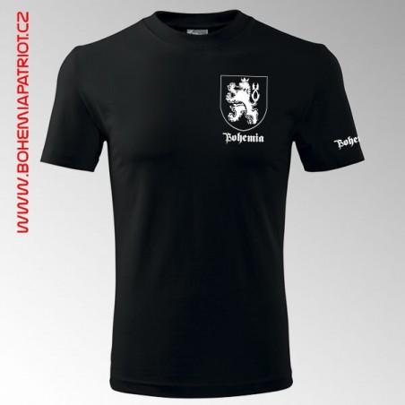 Tričko s potiskem Bohemia 5T