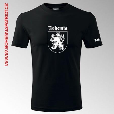 Tričko s potiskem Bohemia 6T