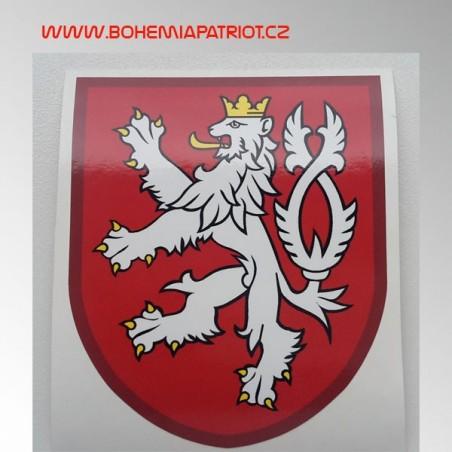 Samolepka Bohemia znak