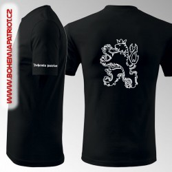 Tričko s potiskem Bohemia 8T