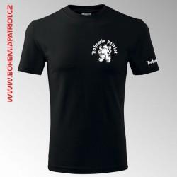 Tričko s potiskem Bohemia 10T