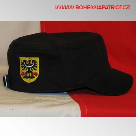 Čepice s výšivkou - Silesia