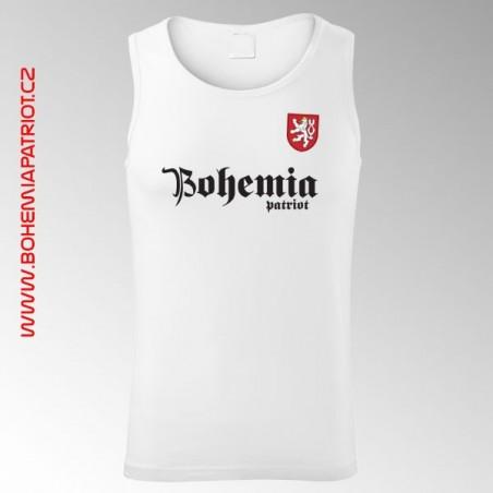 Tílko s barevným potiskem Bohemia 12TI