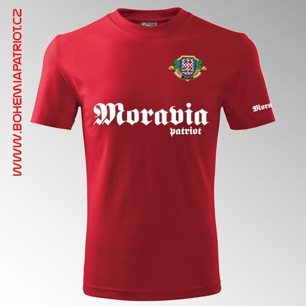 Tričko Moravia 4T s potiskem