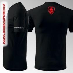 Tričko s potiskem Bohemia 13T