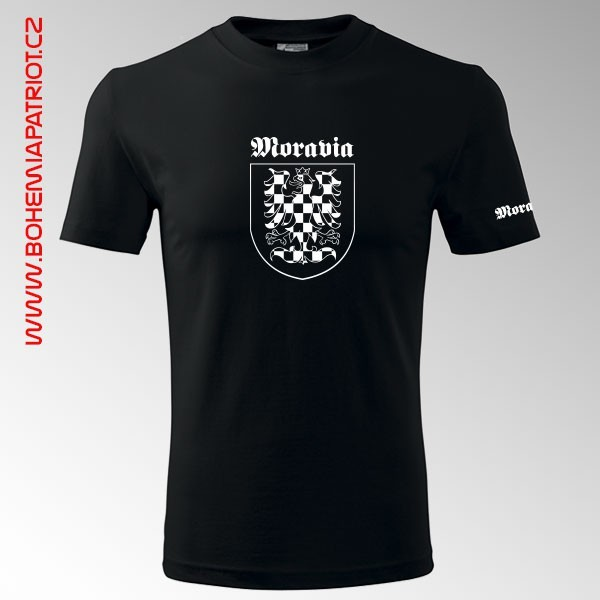 Tričko Moravia 6T s potiskem