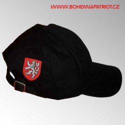 Čepice Bohemia s výšivkou II.