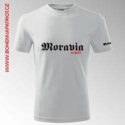 Tričko Moravia 8T s potiskem