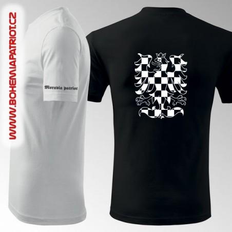 Tričko s potiskem Moravia 8T