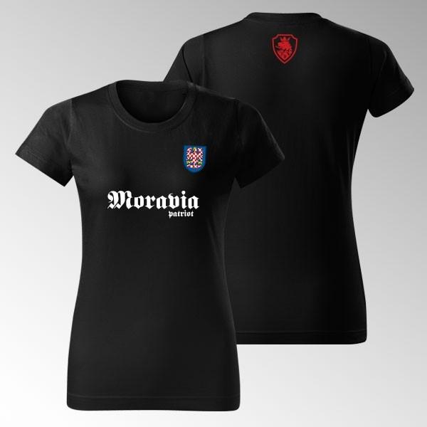 Dámské tričko Moravia 12TD