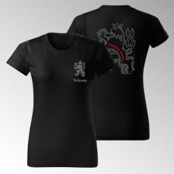 Dámské tričko Bohemia 9TD