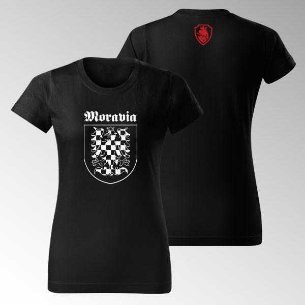 Dámské tričko Moravia 6TD