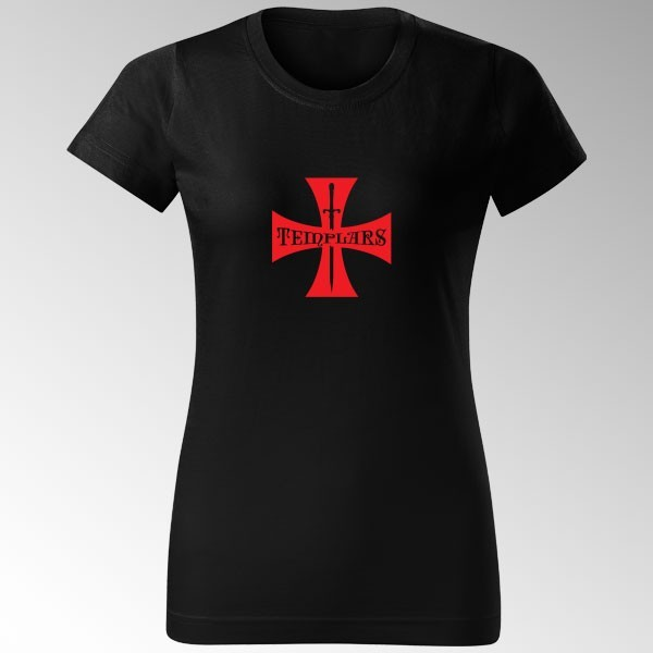 Dámské tričko Templář 4TD