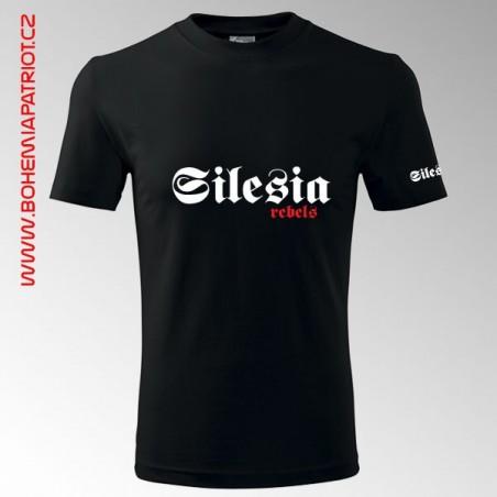 Tričko s potiskem Silesia 7T