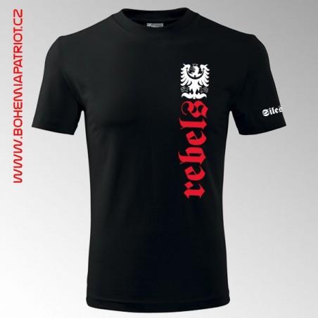 Tričko s potiskem Silesia 15T