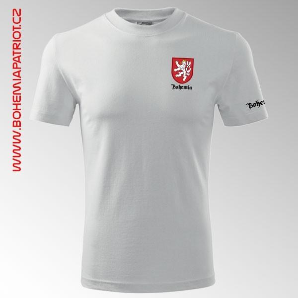 Tričko s potiskem Bohemia 11T