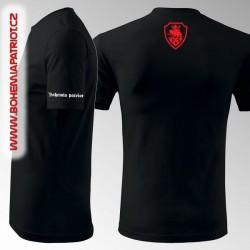 Tričko s potiskem Bohemia 12T