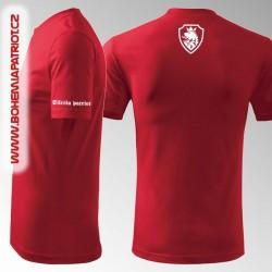 Tričko s potiskem Silesia 11T