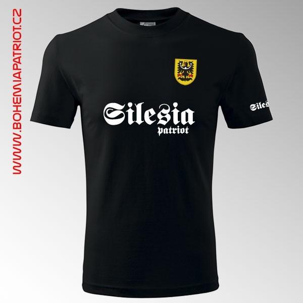 Tričko s potiskem Silesia 12T