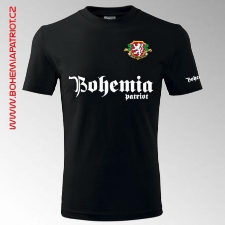 Tričko s potiskem Bohemia 4T