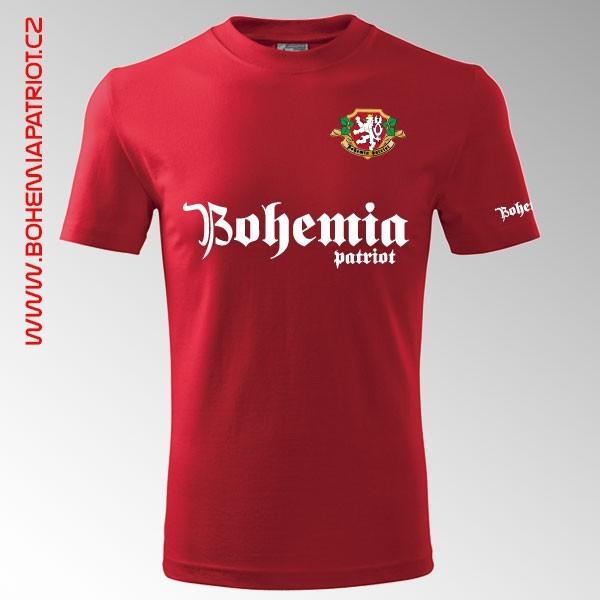 Tričko Bohemia 4T s potiskem