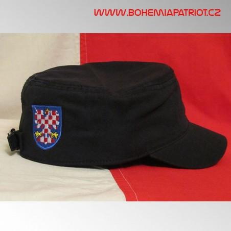 Čepice s výšivkou - Moravia