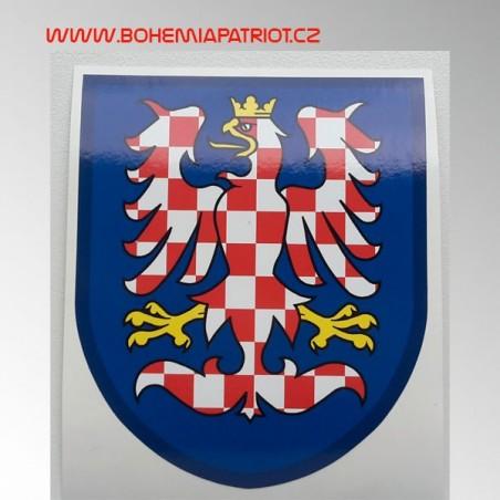 Samolepka Moravia znak