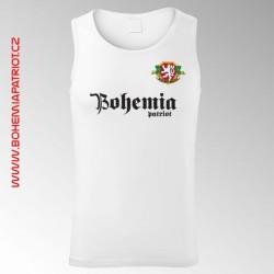 Tílko s barevným potiskem Bohemia 4TI