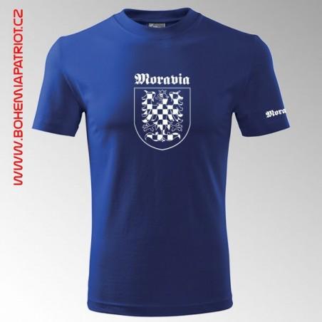 Tričko s potiskem Moravia 6T
