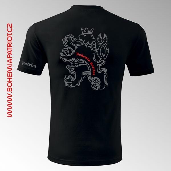 Tričko s potiskem Bohemia 9T