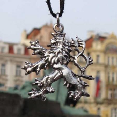 Český lev - talisman