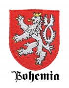 Vlastenecké tričko Bohemia s potiskem | Bohemia patriot
